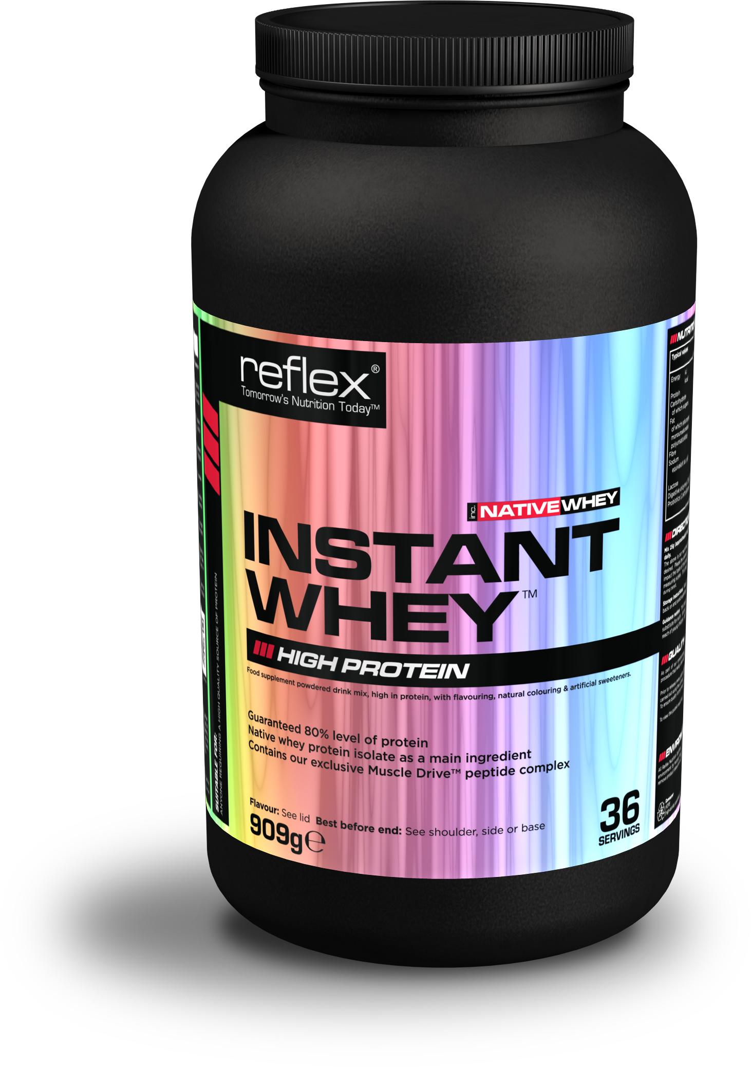 instant whey pro reflex